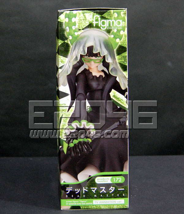 Figma Dead Master TV ANIMATION Version (PVC)