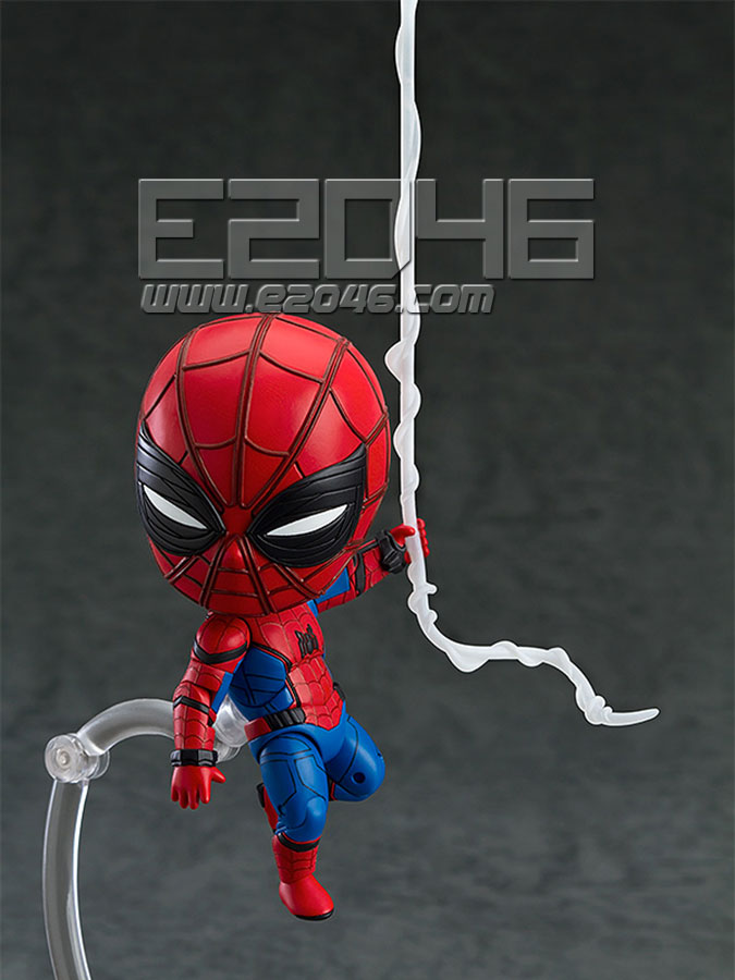 Nendoroid Spider-Man Homecoming Edition (PVC)