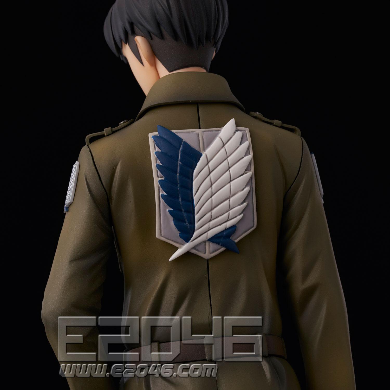 Levi Coat Style (PVC)