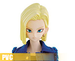 PV6388  Android 18 (PVC)