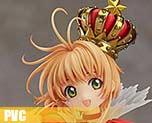 PV6415 1/7 Kinomoto Sakura (PVC)
