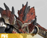 PV3042  Rathalos Armor Hunter (PVC)