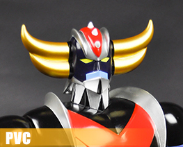 PV9804  Grendizer Standard Version Normal Color (PVC)