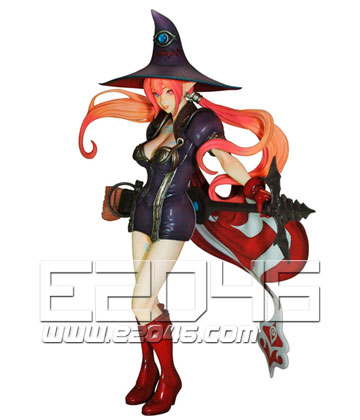 Witch Girl (PVC)