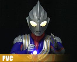 PV8940  Ultraman Tiga (PVC)