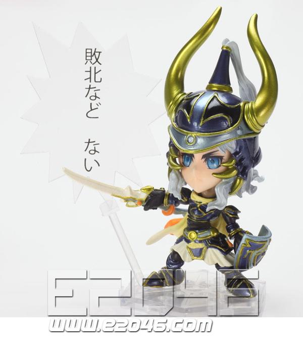 Warrior of Light (PVC)