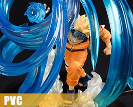 PV9098  Uzumaki Naruto Rasengan (PVC)
