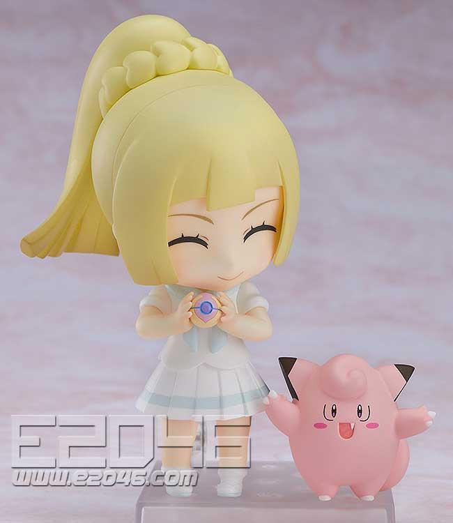 Nendoroid Lively Lillie (PVC)