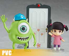 PV7924  Mike & Boo Set DX Verion (PVC)