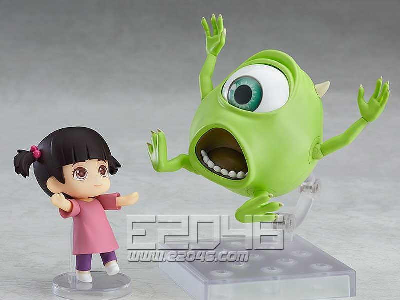 Nendoroid Mike & Boo Set DX Verion (PVC)