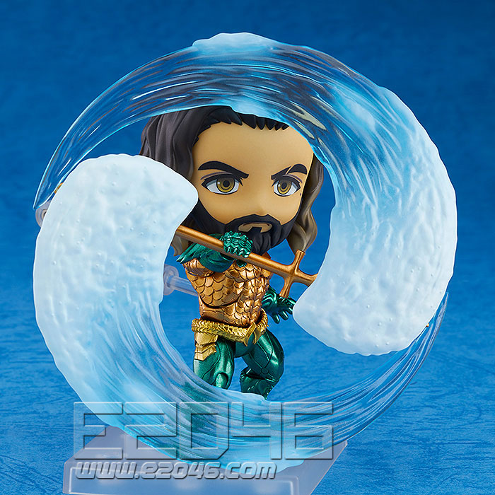 Nendoroid Aquaman Heroes Version (PVC)