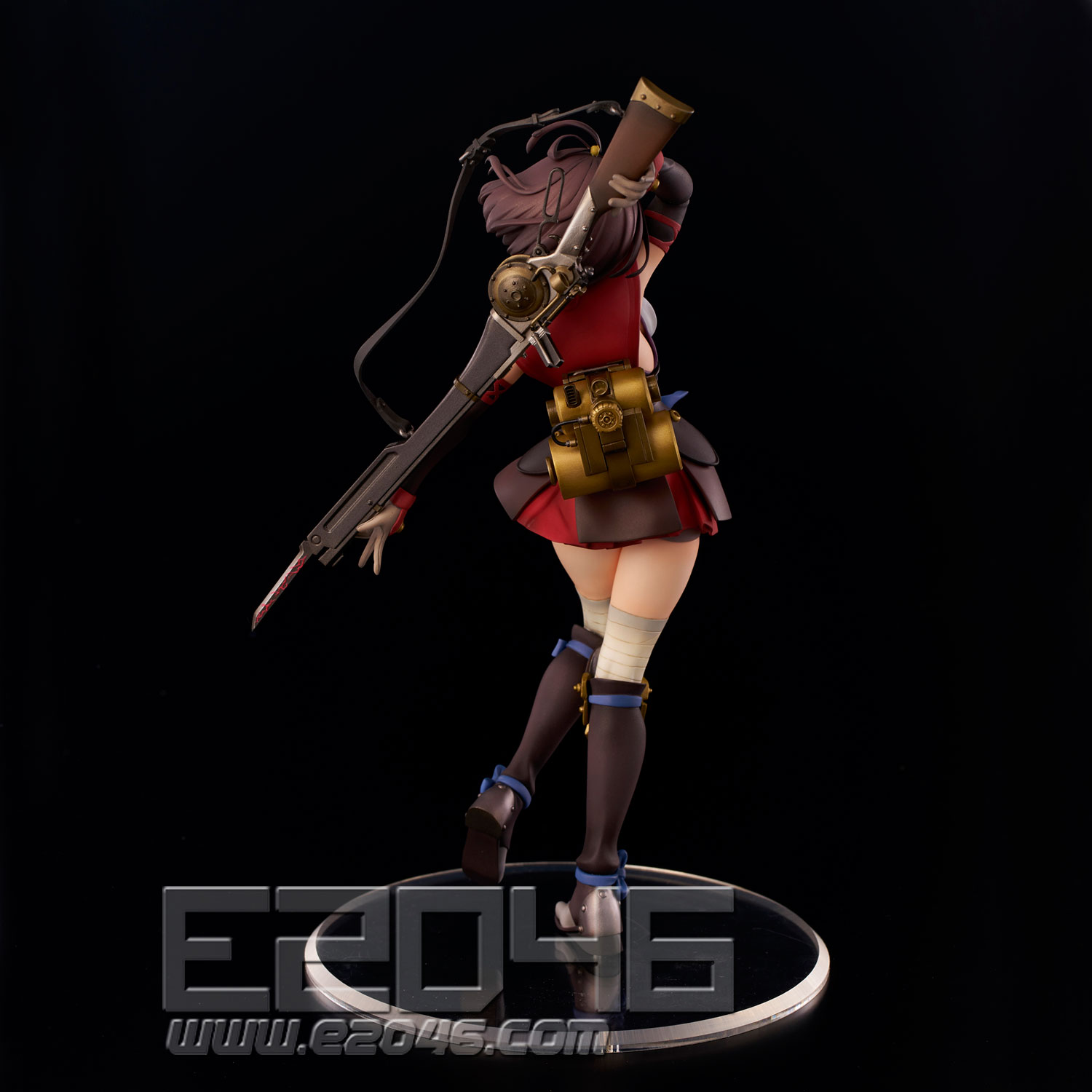 Mumei The Battle of Unato Version (PVC)