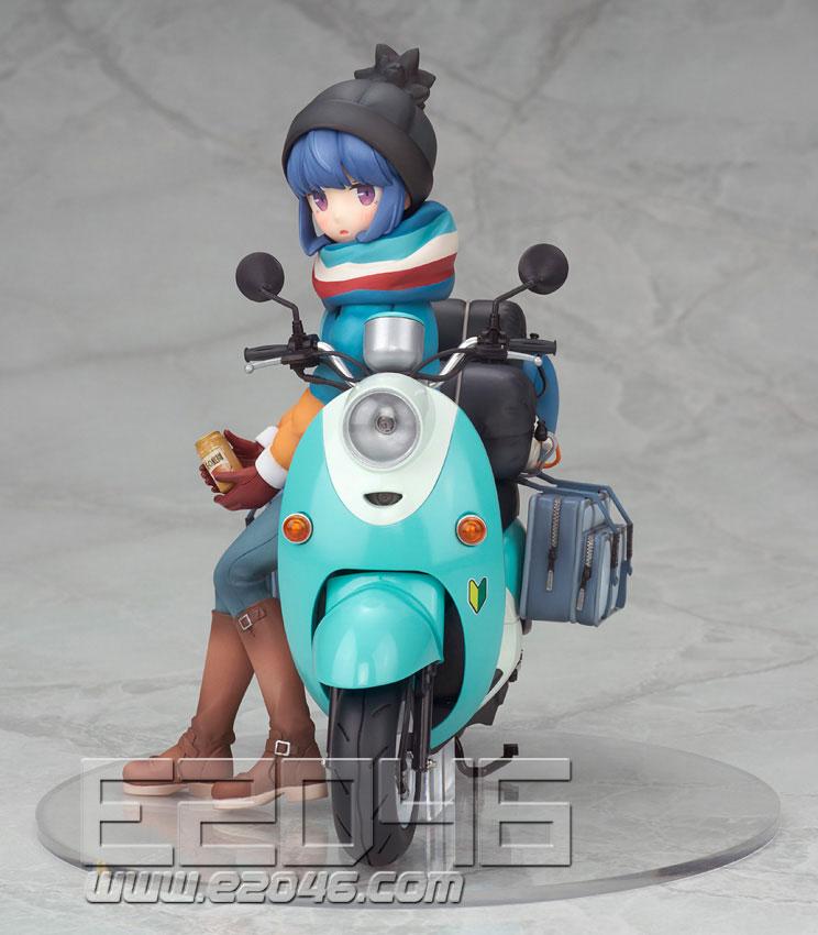 Shima Rin with Scooter (PVC)