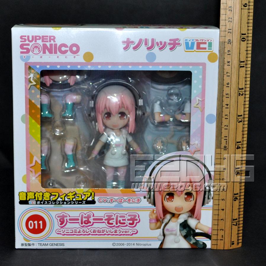 Super Sonico (PVC)