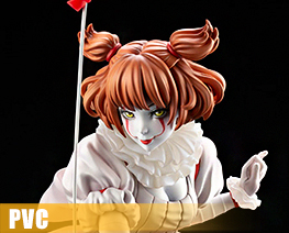 PV10640 1/7 Pennywise (PVC)