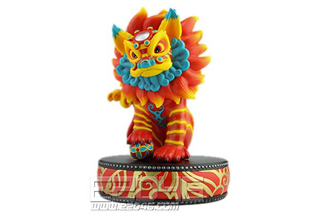 舞狮之王 (PVC)