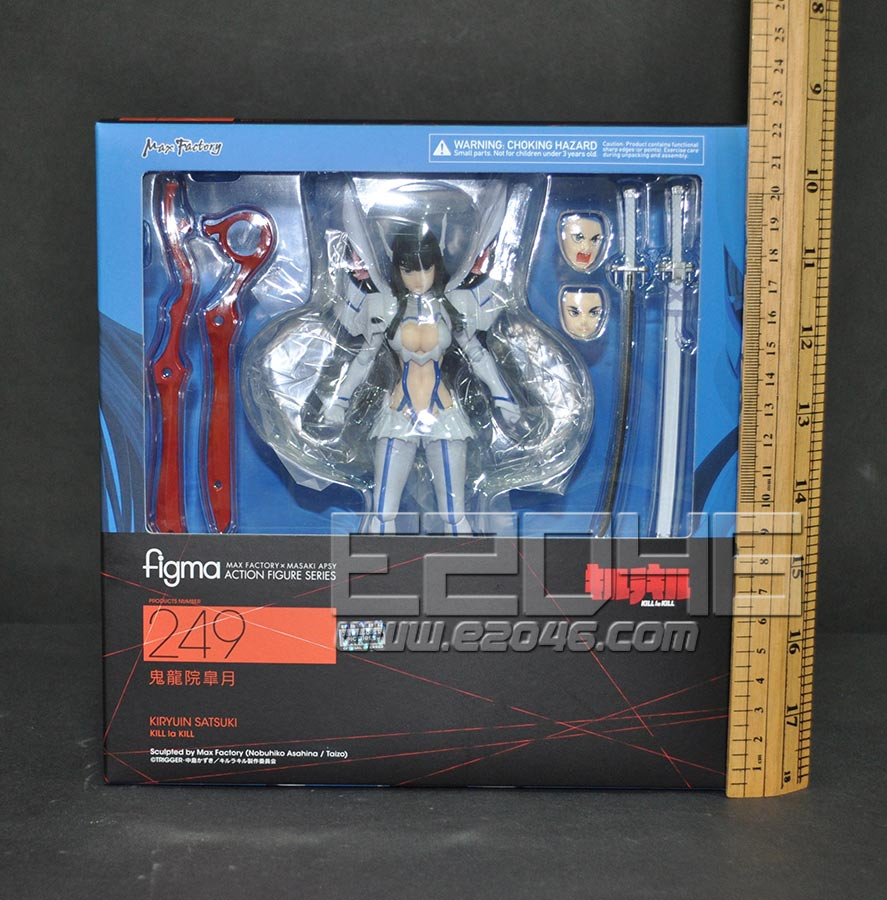 Figma Kiryuin Satsuki (PVC)
