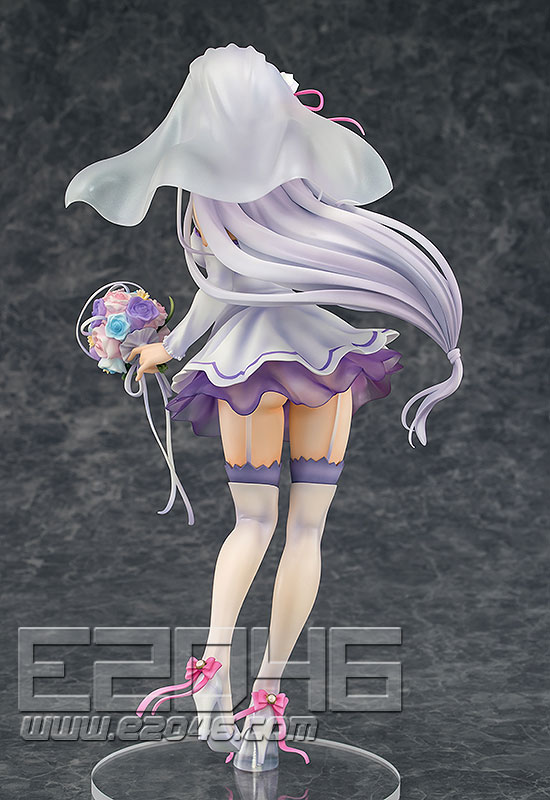 Emilia Wedding Version (PVC)