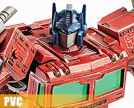PV11053  DLX Optimus Prime (PVC)