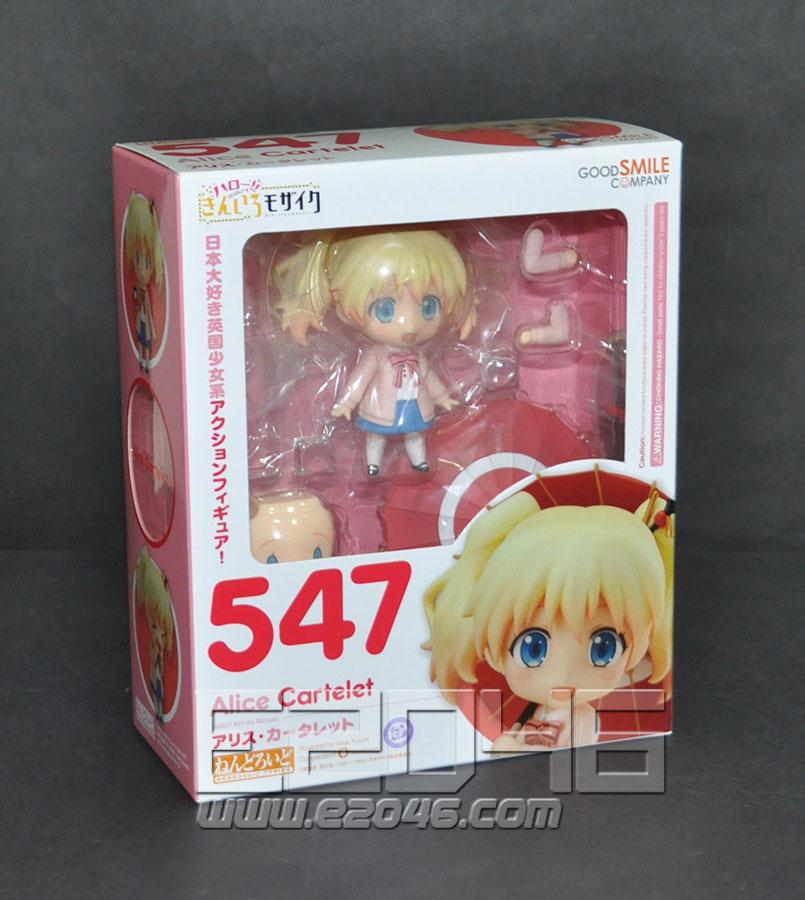 Nendoroid Alice Cartelet (PVC)