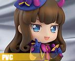 PV6100 SD Nendoroid Co-de 黑须阿洛玛狂热经典版 (PVC)