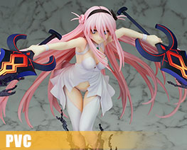 PV8845  Alisia Heart Yamiochi Version (PVC)
