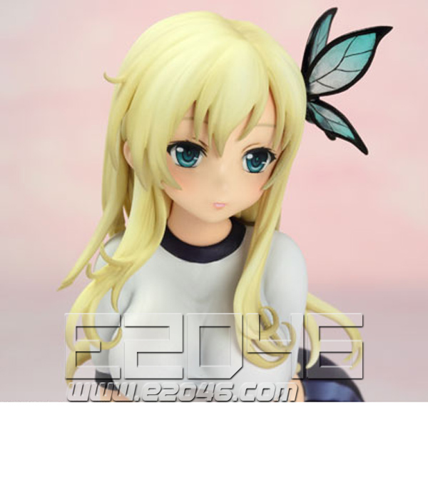 Kashiwazaki Sena Gym Wear Version (PVC)