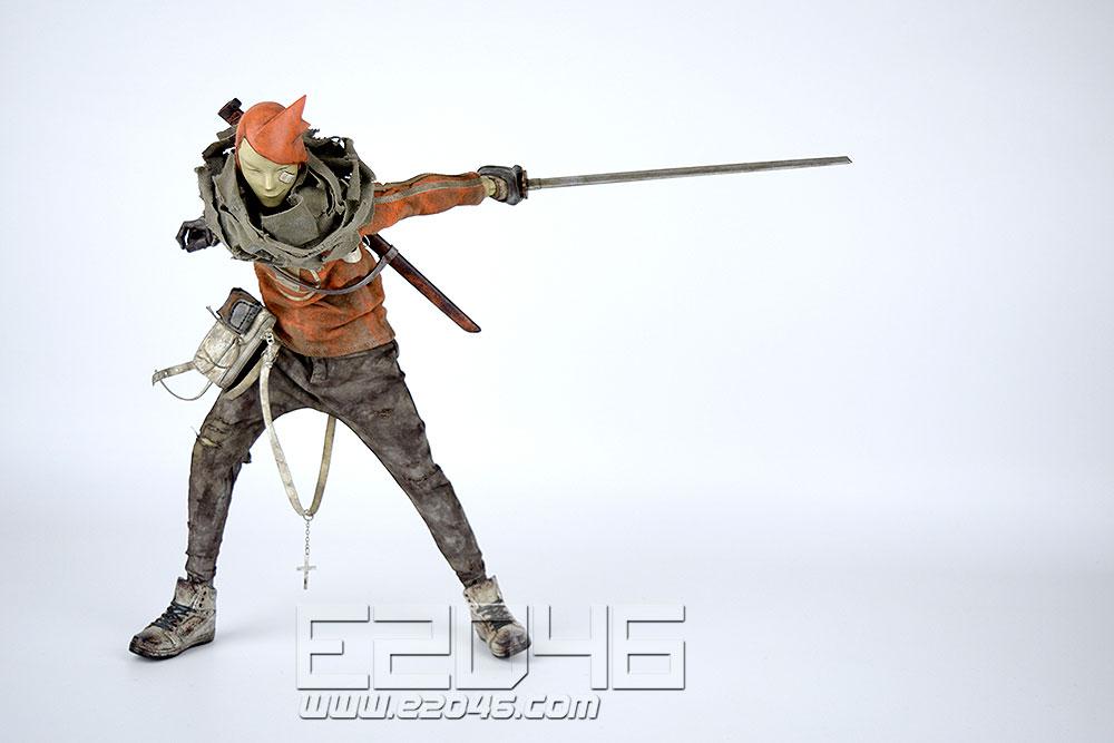 Smirking Master One Jodan Online Version (PVC)