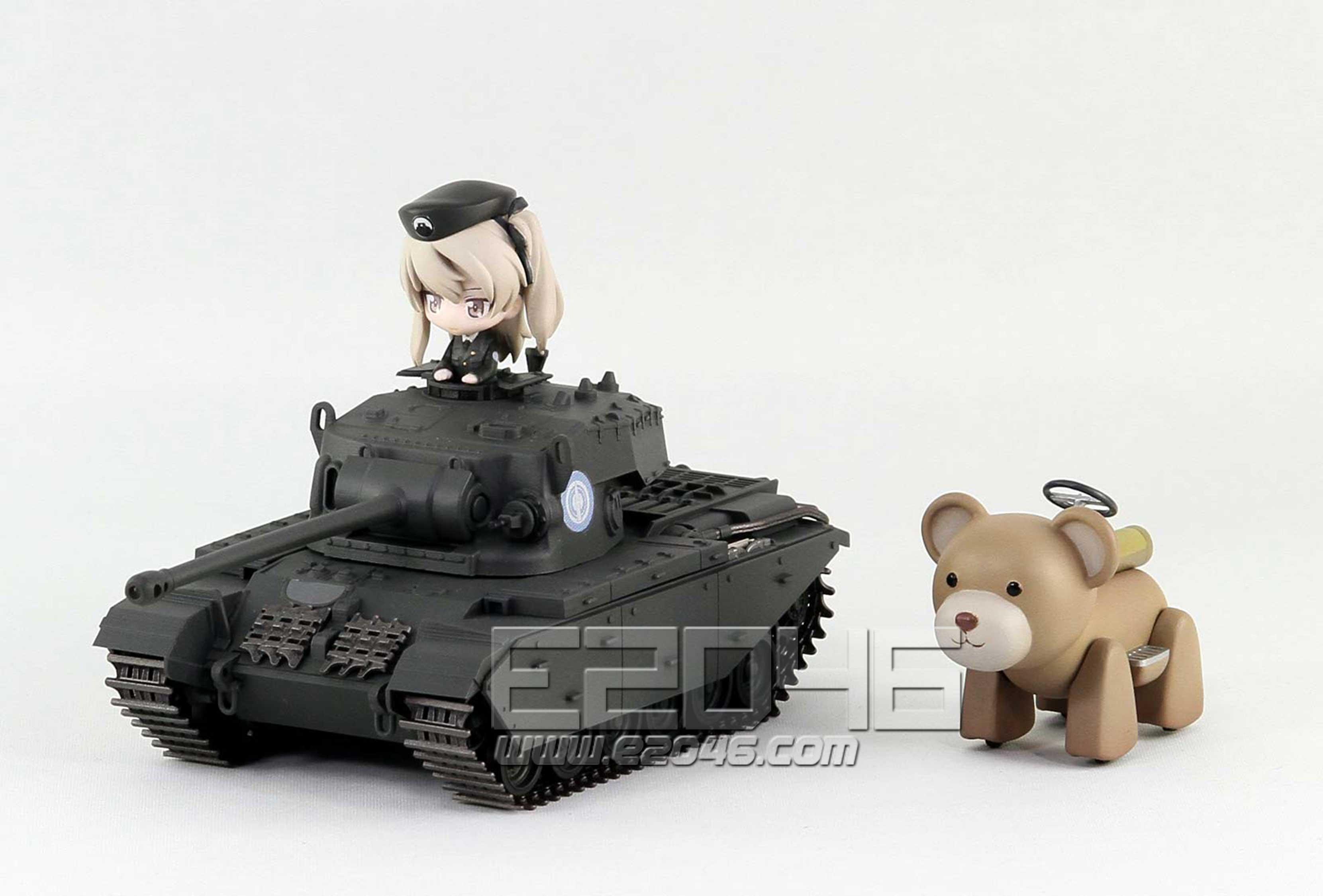 巡洋舰坦克 A41 与佛伊泰克 (PVC)