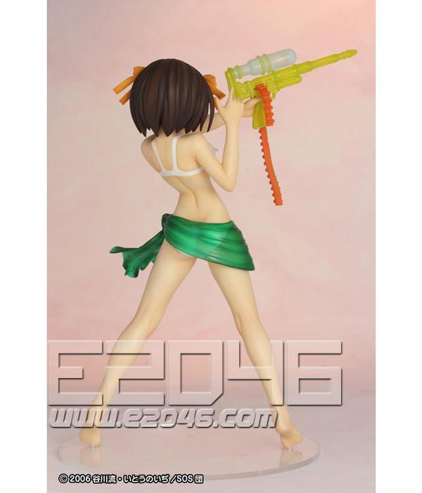 Suzumiya Haruhi Swim Wear (PVC)