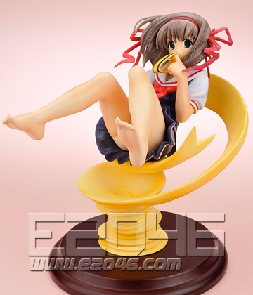 Tenmu-sensei Illustration Figure (PVC)