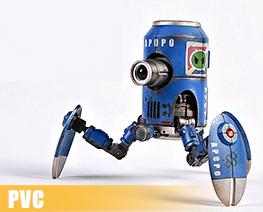 PV10946 1/12 PF2001A No. 1 Blue (PVC)