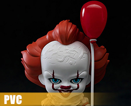 PV9821  Nendoroid Pennywise (PVC)