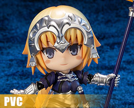 PV9303  Ruler  Jeanne d'Arc (PVC)