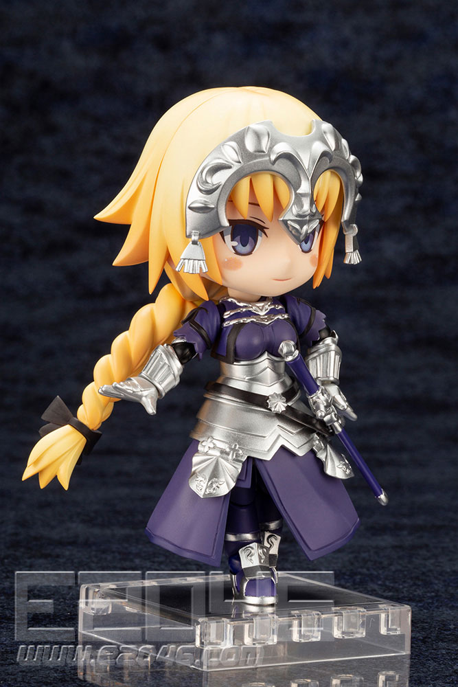 Ruler  Jeanne d'Arc (PVC)