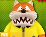 PV1196  Wolfman (PVC)