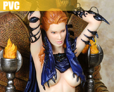 PV0743  Fantasy Figure Gallery Sacrifice (PVC)