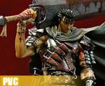 PV1627  Guts The Black Fencer Limited Ver. Bloody Color (PVC)