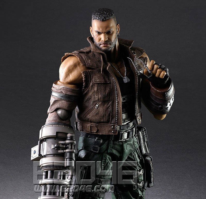Barret Wallace (PVC)