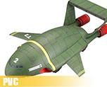 PV5998  Thunderbirds 2 (PVC)