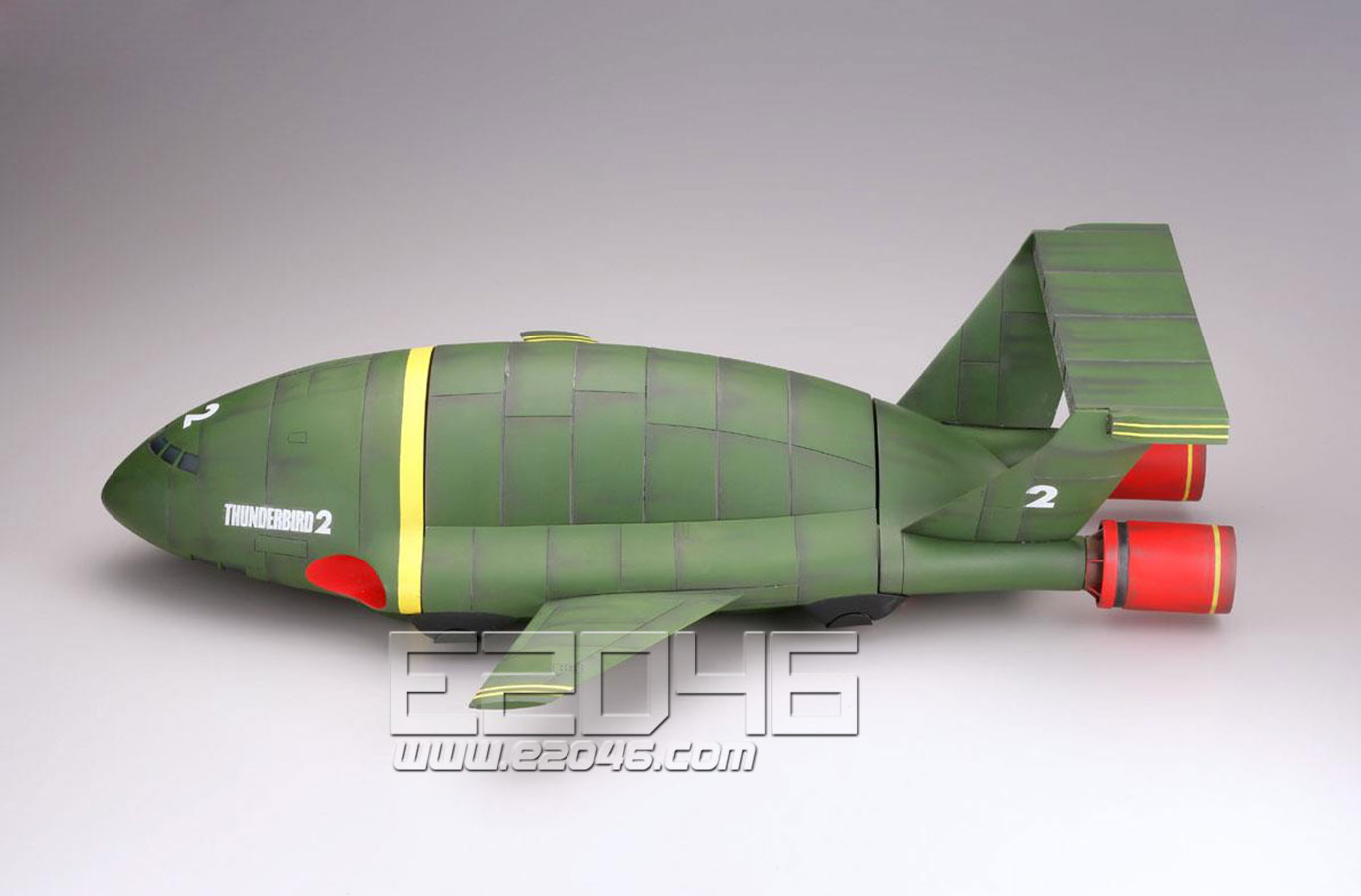 Thunderbirds 2 (PVC)