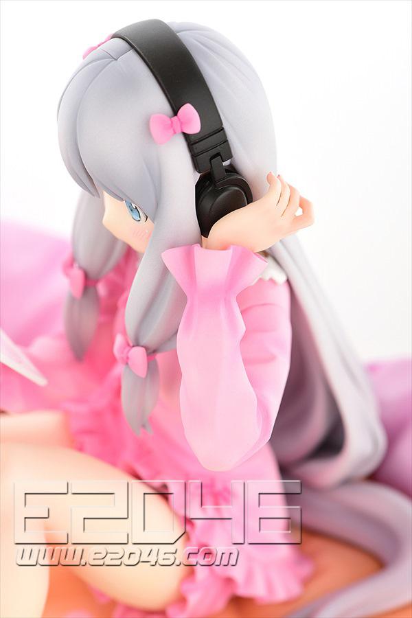和泉纱雾和妹妹不相识的期间正面画版 (PVC)