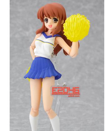 Mikuru Asahina Cheerleader (PVC)
