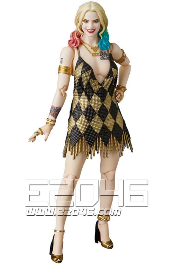 Harley Quinn Dress Version (PVC)
