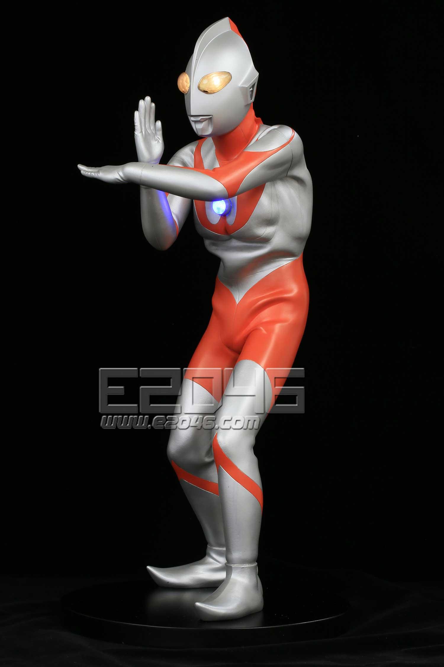 Ultraman Type B (PVC)