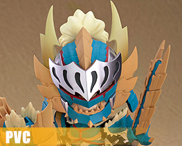 PV10994  Nendoroid Male Zinogre Alpha Armor Version (PVC)