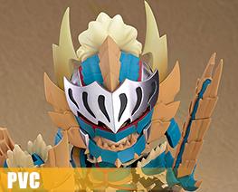 PV10994  Nendoroid 冰原獵人神王 α 版 (PVC)