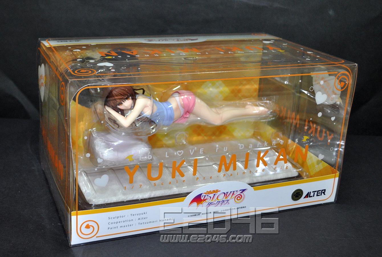 Yuki Mikan (PVC)