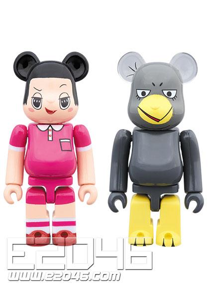 Chico-chan & Kyoe-chan (PVC)