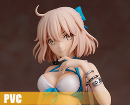 PV12045 1/8 Okita Souji Okita Souji Summer Queens Version (PVC)